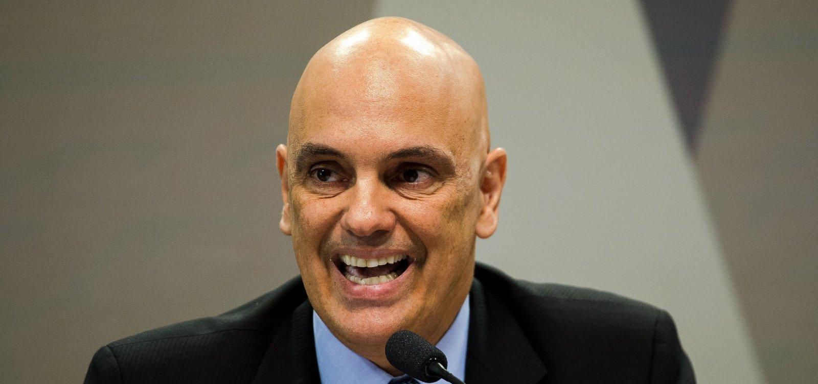 [Moraes determina que redes sociais informem dados de monetização de páginas bolsonaristas]