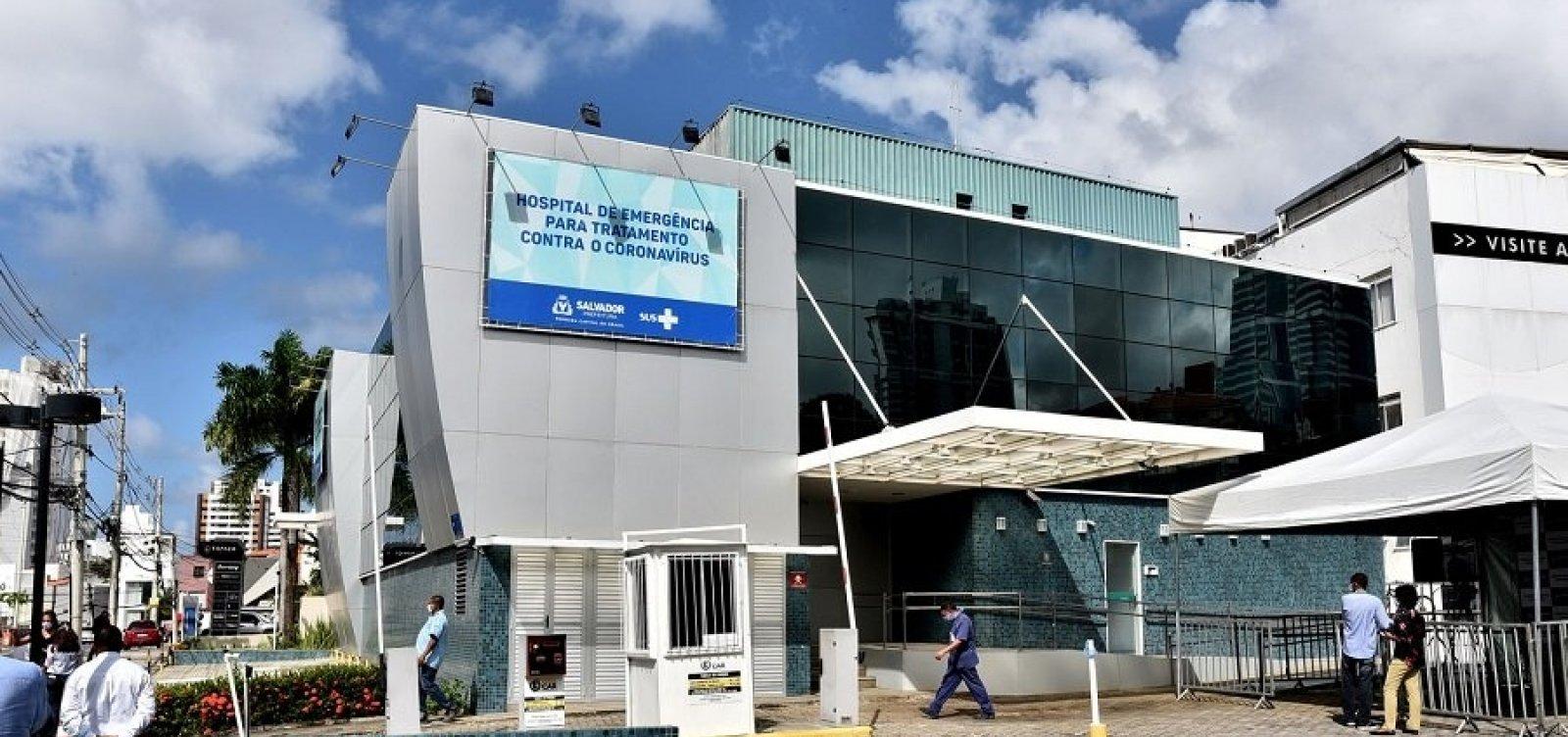 [Salvador recebe verba federal de R$ 74 milhões para enfrentamento a coronavírus]