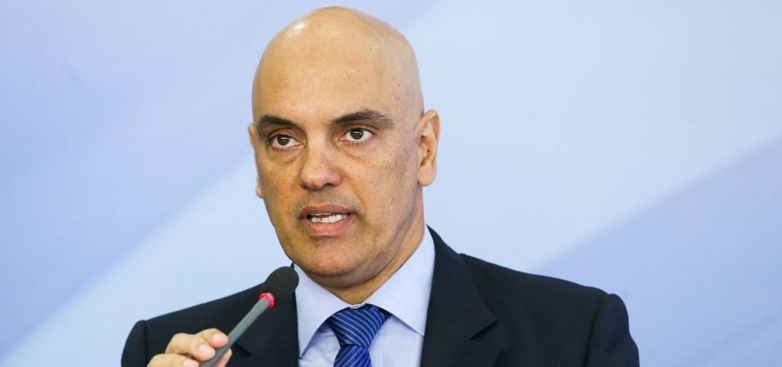 [Inquérito das fake news: Moraes diz que ameaça ao supremo é 'bandidagem']