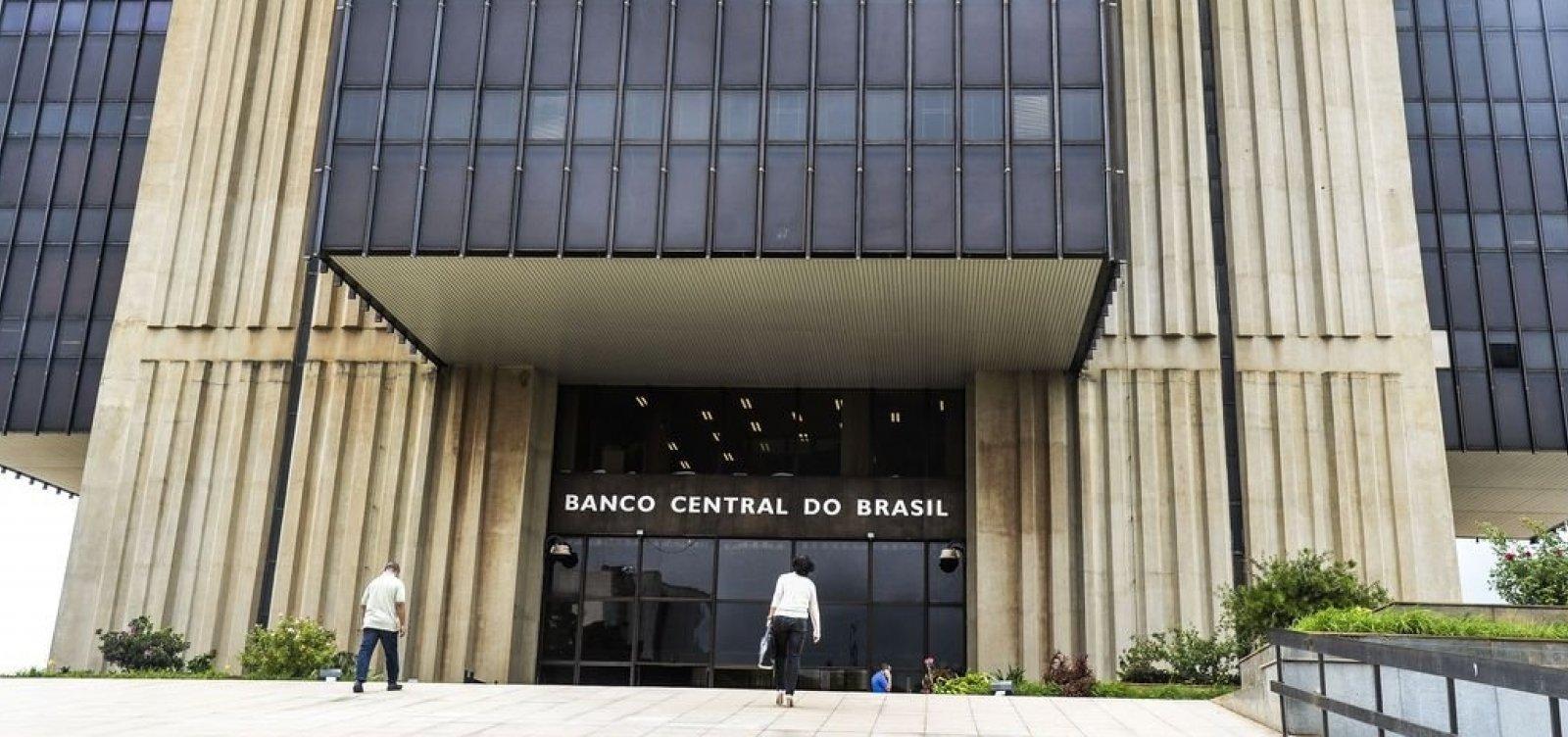 [Banco Central reduz taxa básica de juros Selic de 3% para 2,25%]