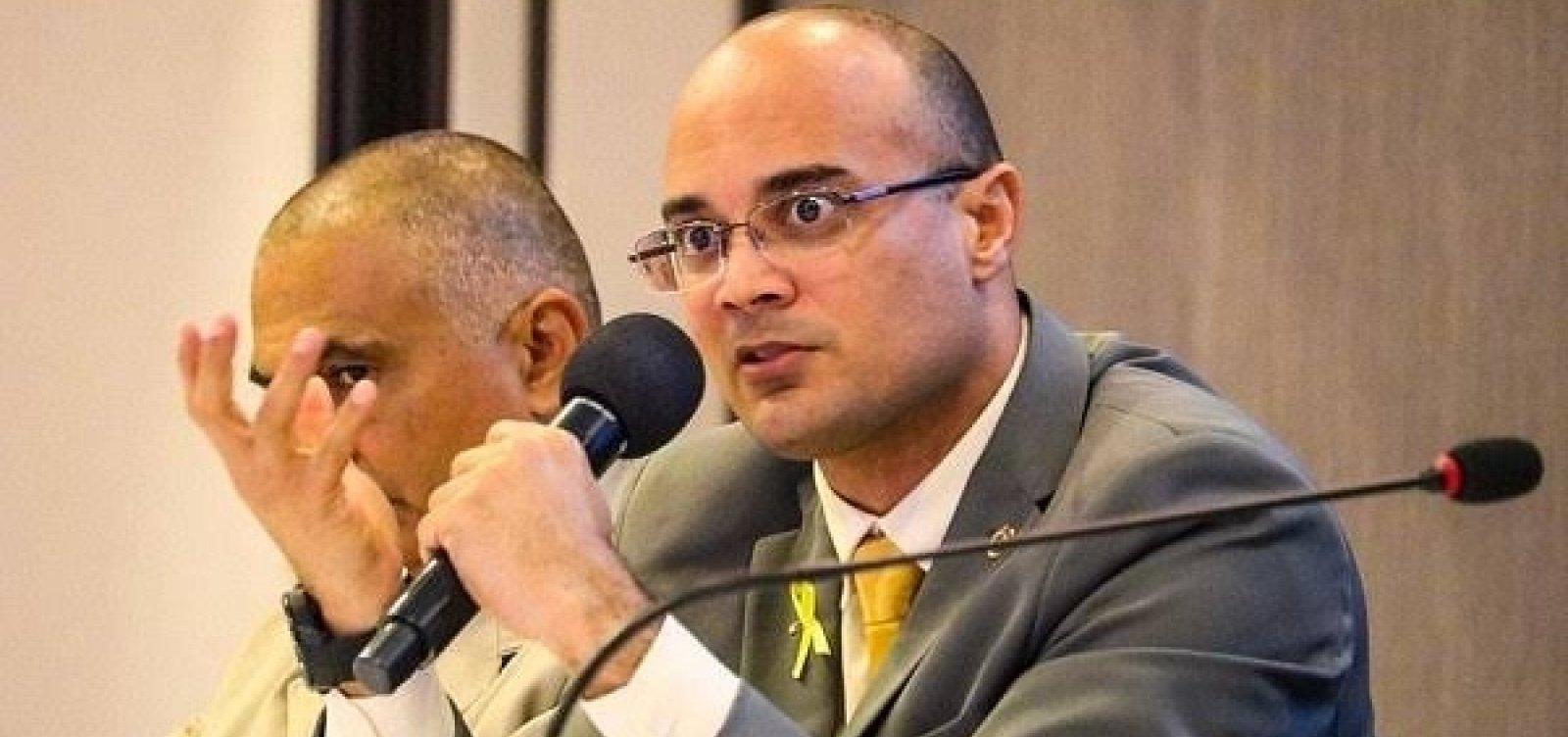 [Partido de Alden, PSL se posiciona contra ações de invasão a hospitais]