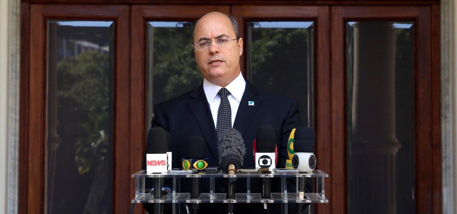 [Assembleia do Rio inicia análise de denúncia pedindo impeachment de Witzel]