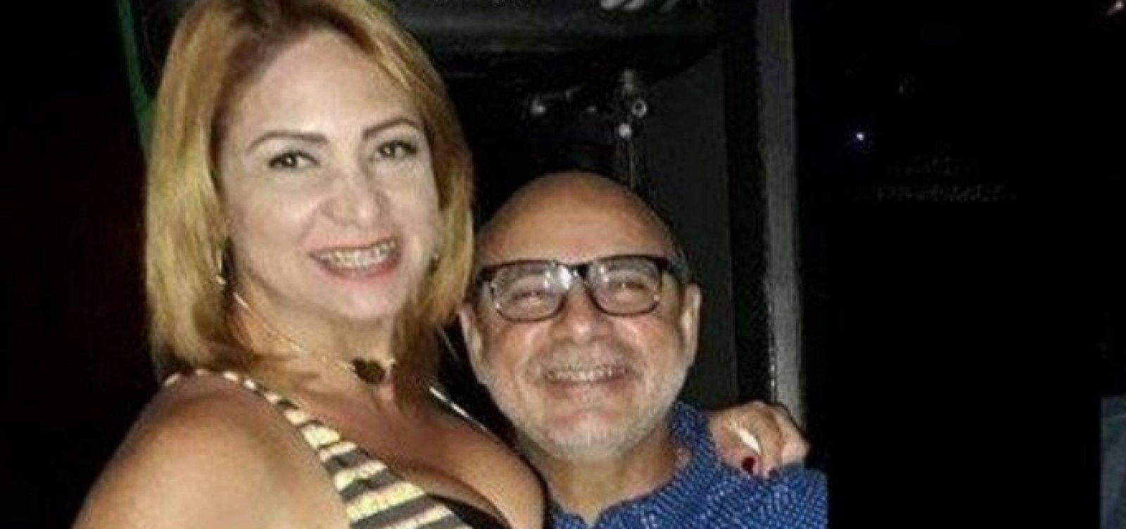 [Justiça autoriza prisão de esposa de Fabrício Queiroz ]