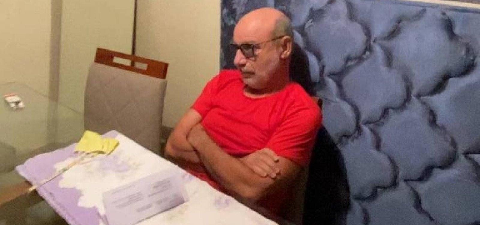 [Após prisão de Queiroz, ministro da Justiça é chamado no Planalto]