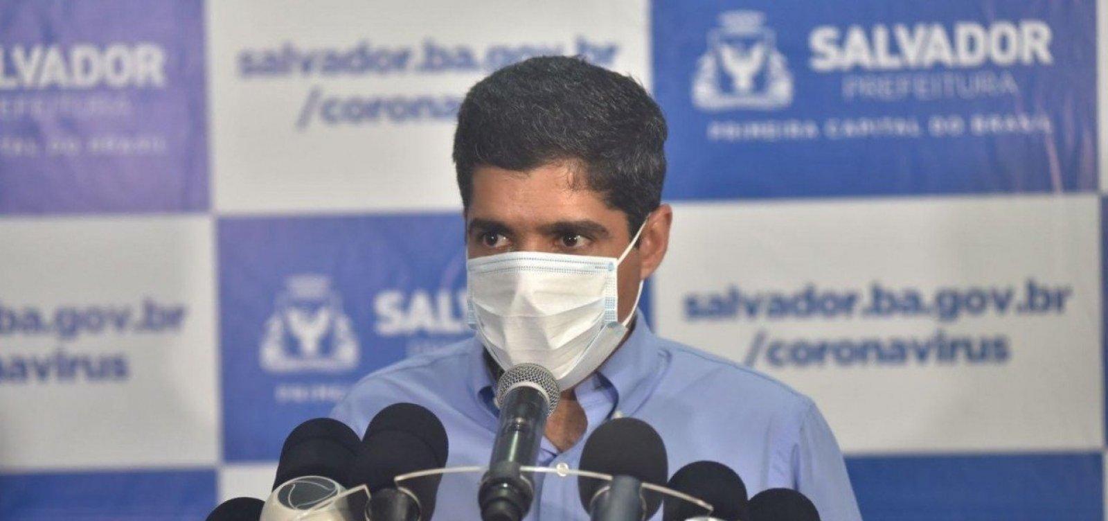 [Salvador recebe dez ambulâncias para reforço ao Samu na pandemia]