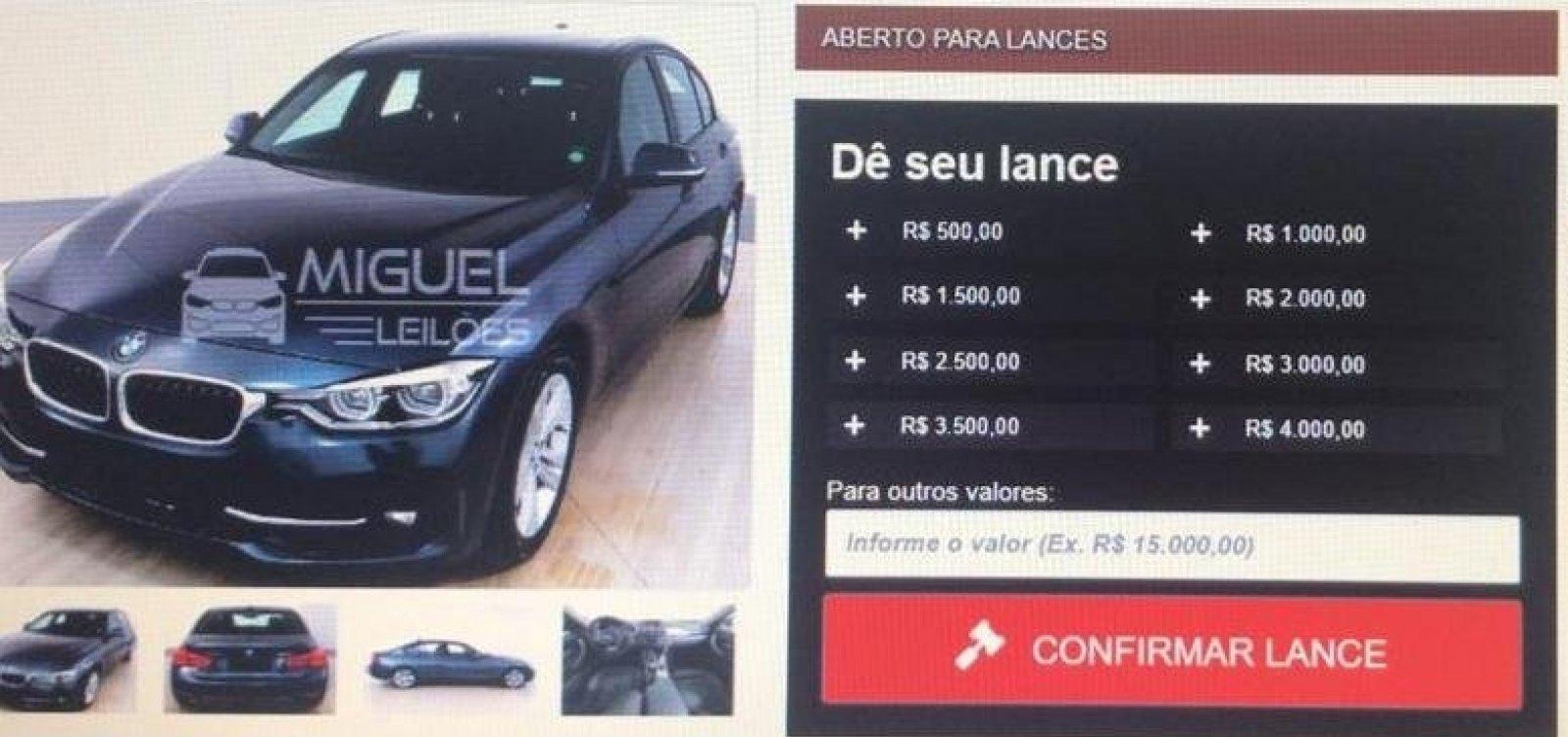 [Polícia investiga denúncia de ouvinte da Metrópole sobre fraude em compra de carro]
