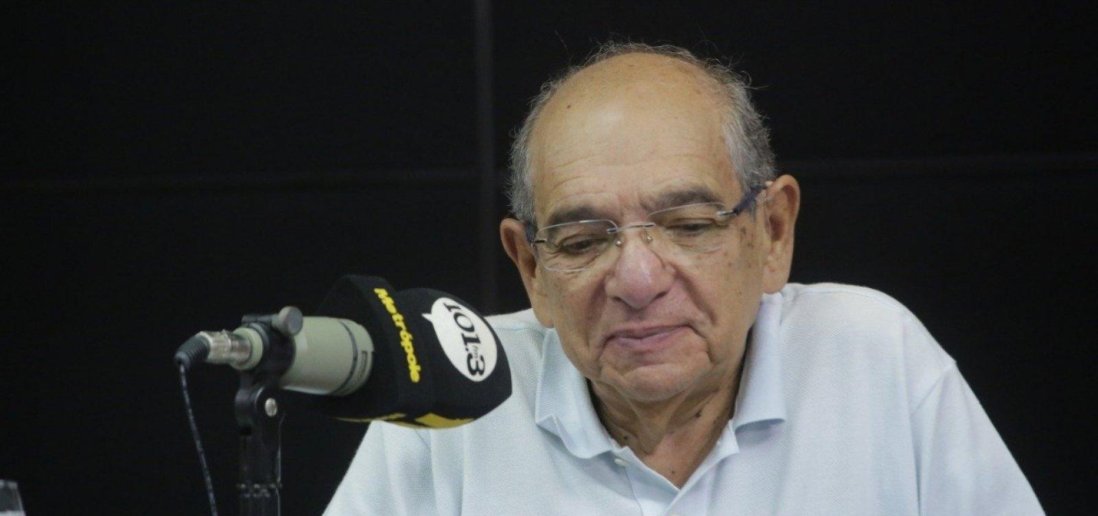 [Joca Teixeira foi um 'batalhador pela liberdade da imprensa', diz MK; ouça]