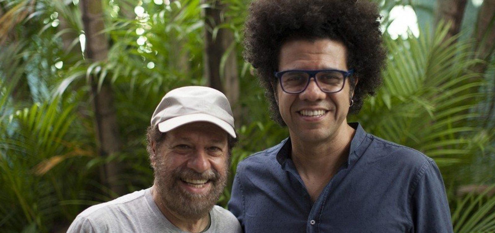 [João Bosco e Hamilton de Holanda lançam 'Canto da Praya']