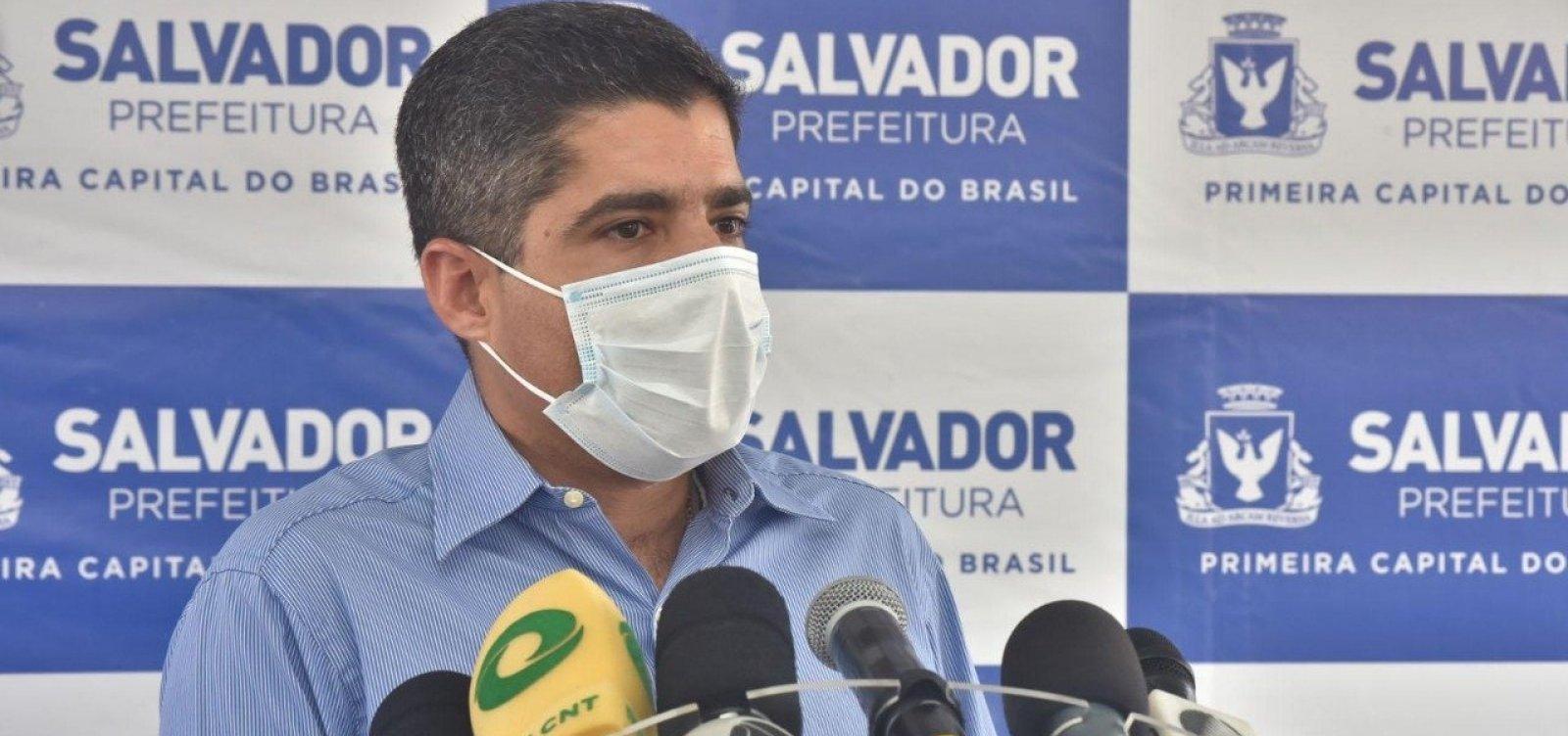 [Prefeitura encaminha projeto para CMS que prevê prorrogação por mais 3 meses do Salvador por Todos]