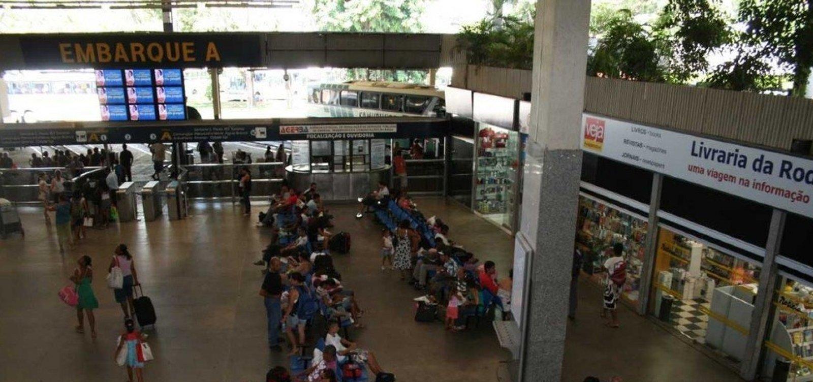 [Empresa Gráfica da Bahia paga R$ 54 mil em passagens de ônibus para quatro empregados]
