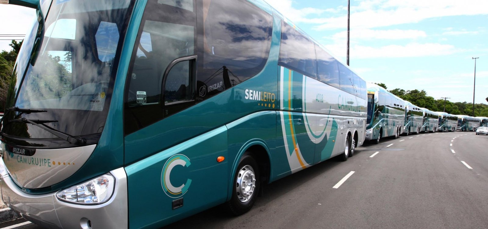 [Governo decreta suspensão de transporte em mais duas cidades baianas]