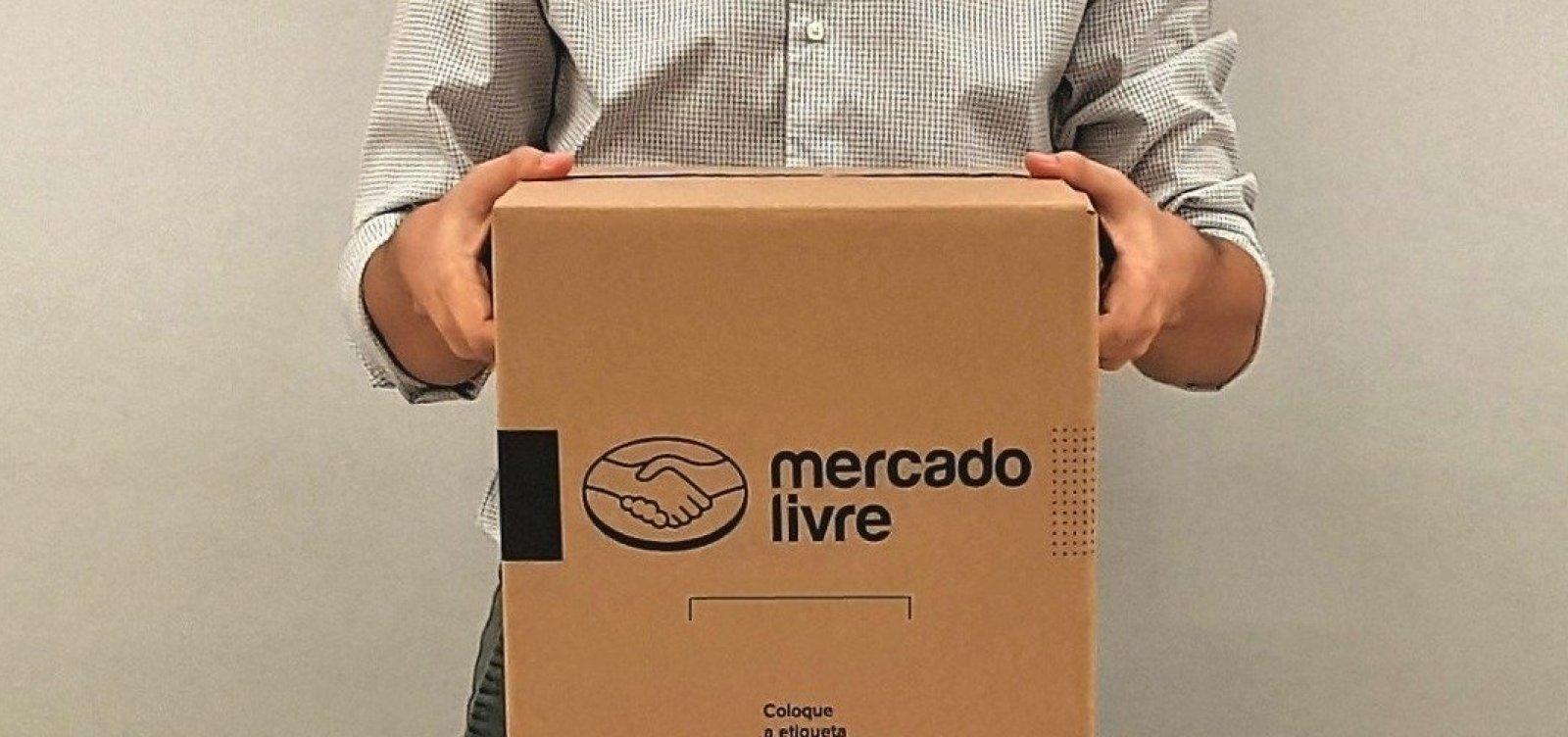 [Mercado Livre anuncia abertura de centro de distribuição na Bahia]