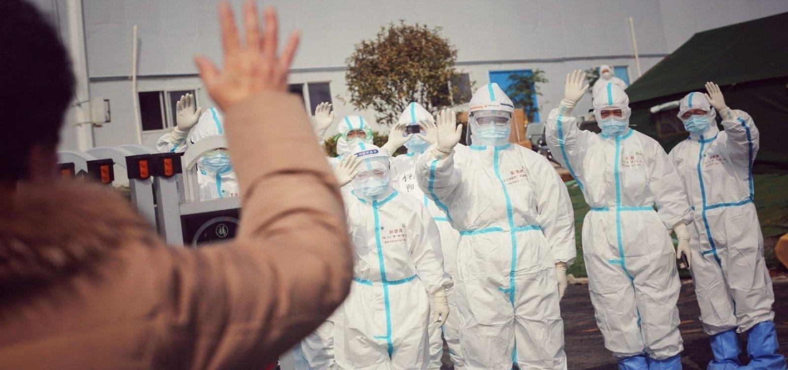 [Mundo ultrapassa marca de 4 milhões de curados do coronavírus]