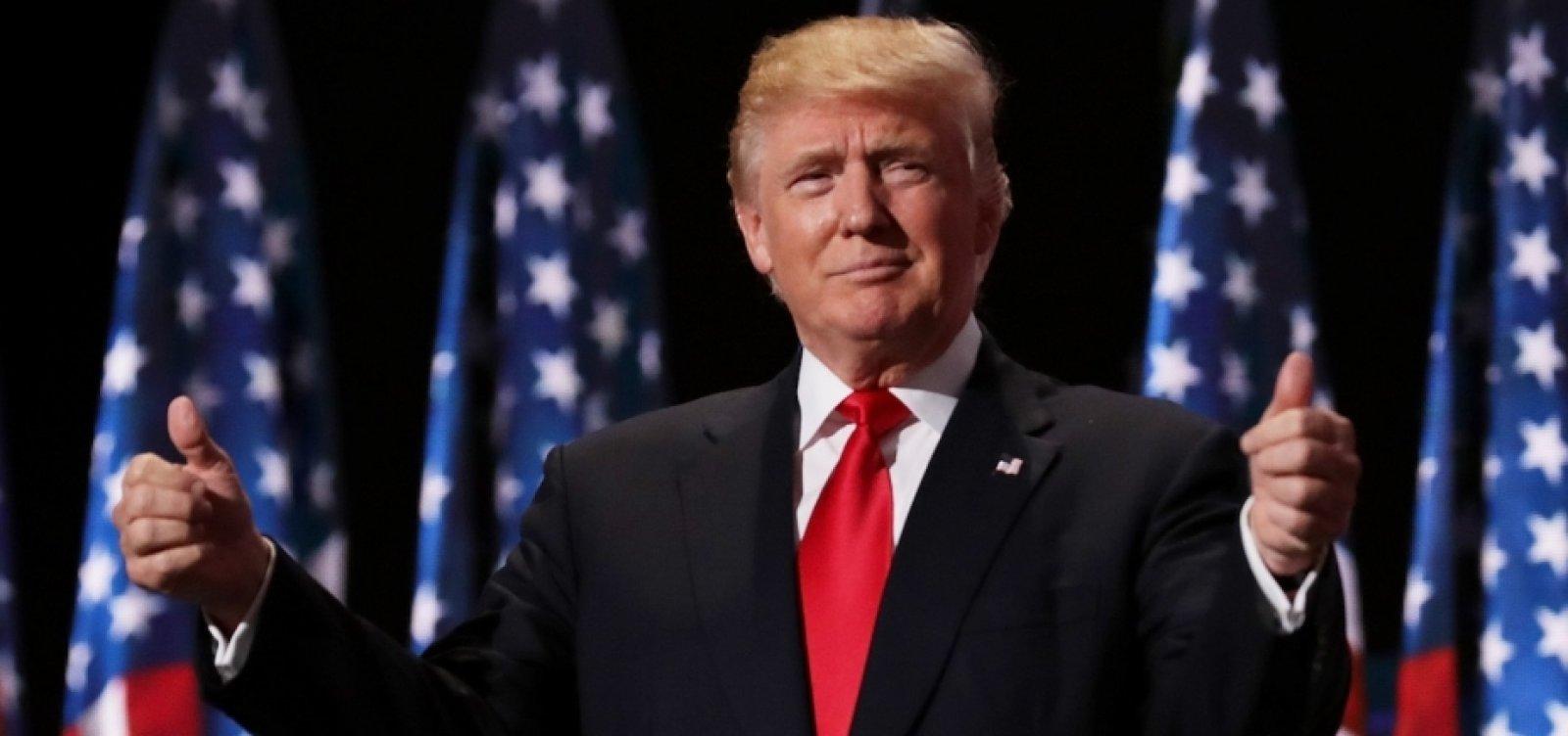 [Em comício, Trump afirma que Brasil 'não está bem' frente à pandemia]