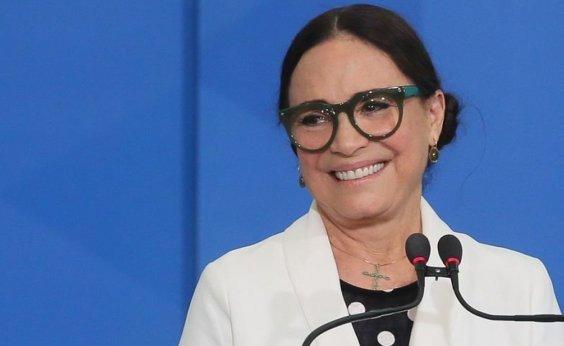 [Regina Duarte é alvo em ação por 'apologia a crimes de tortura' ]