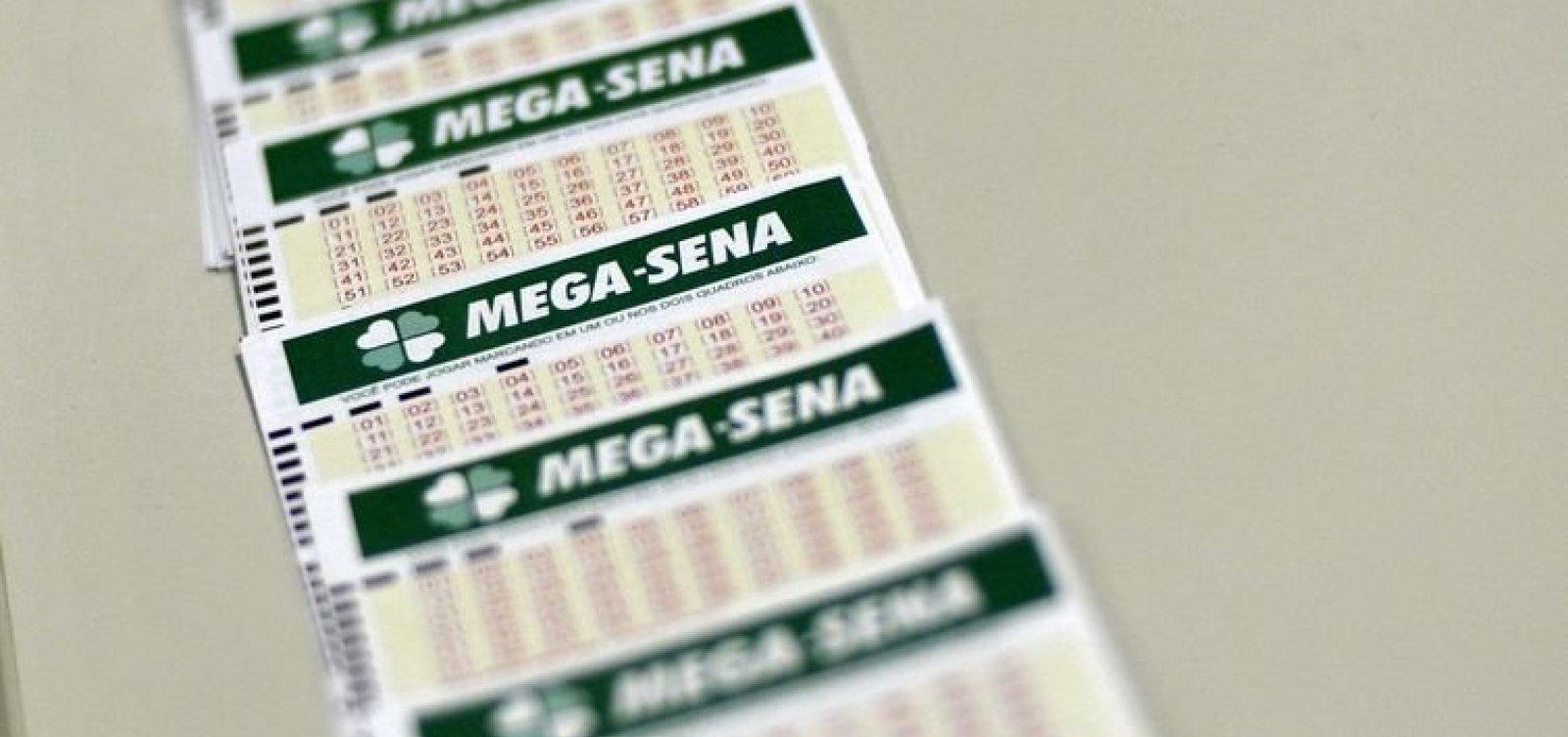 [Mega-Sena acumula e próximo sorteio pode pagar R$ 45 milhões]