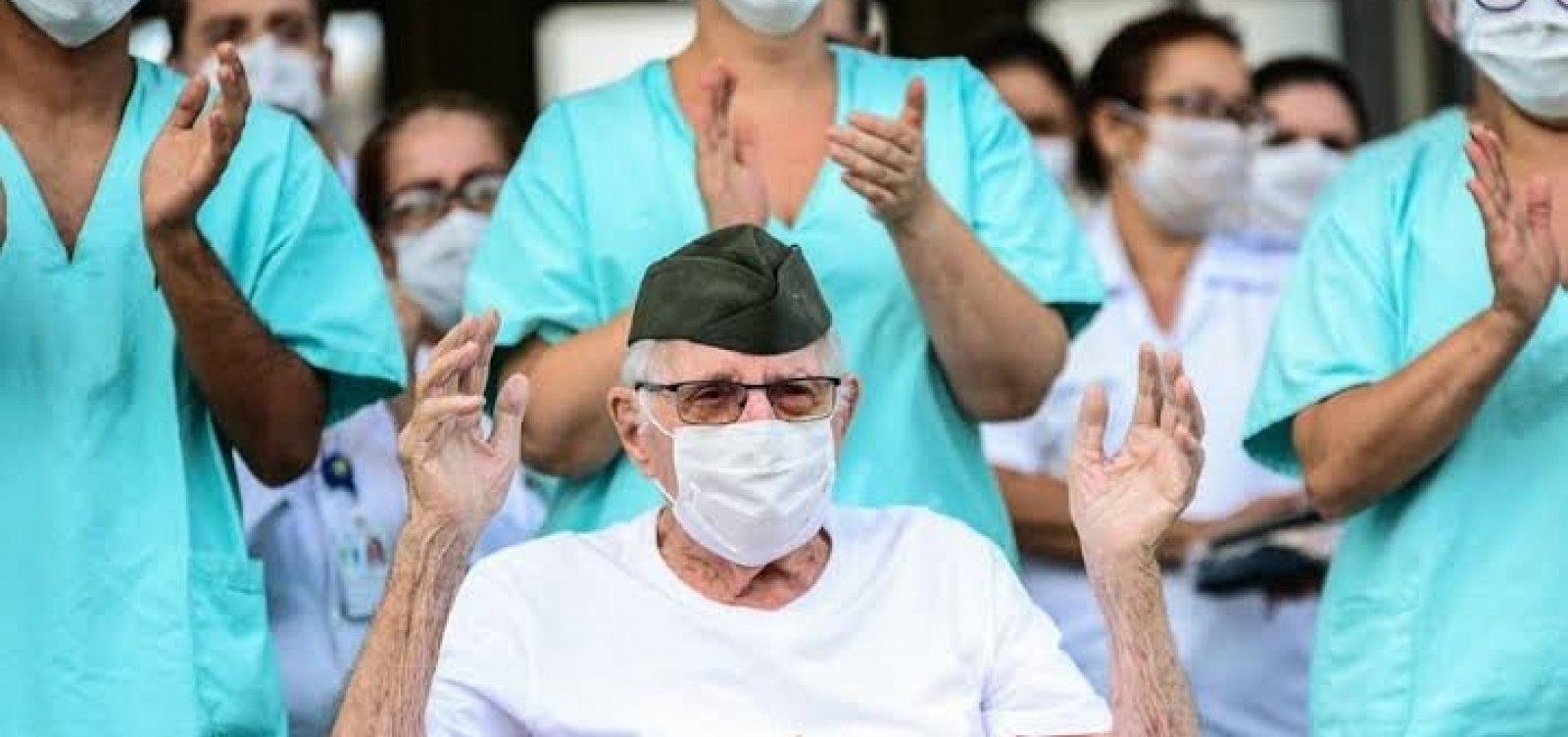 [Pela primeira vez, Bahia tem mais curados do que casos ativos de coronavírus]