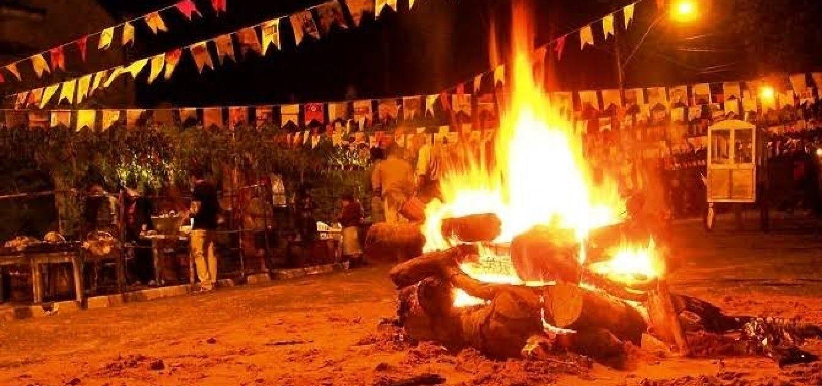 [Covid-19: MP-BA recomenda que municípios proíbam fogueiras e queima de fogos de artifício]