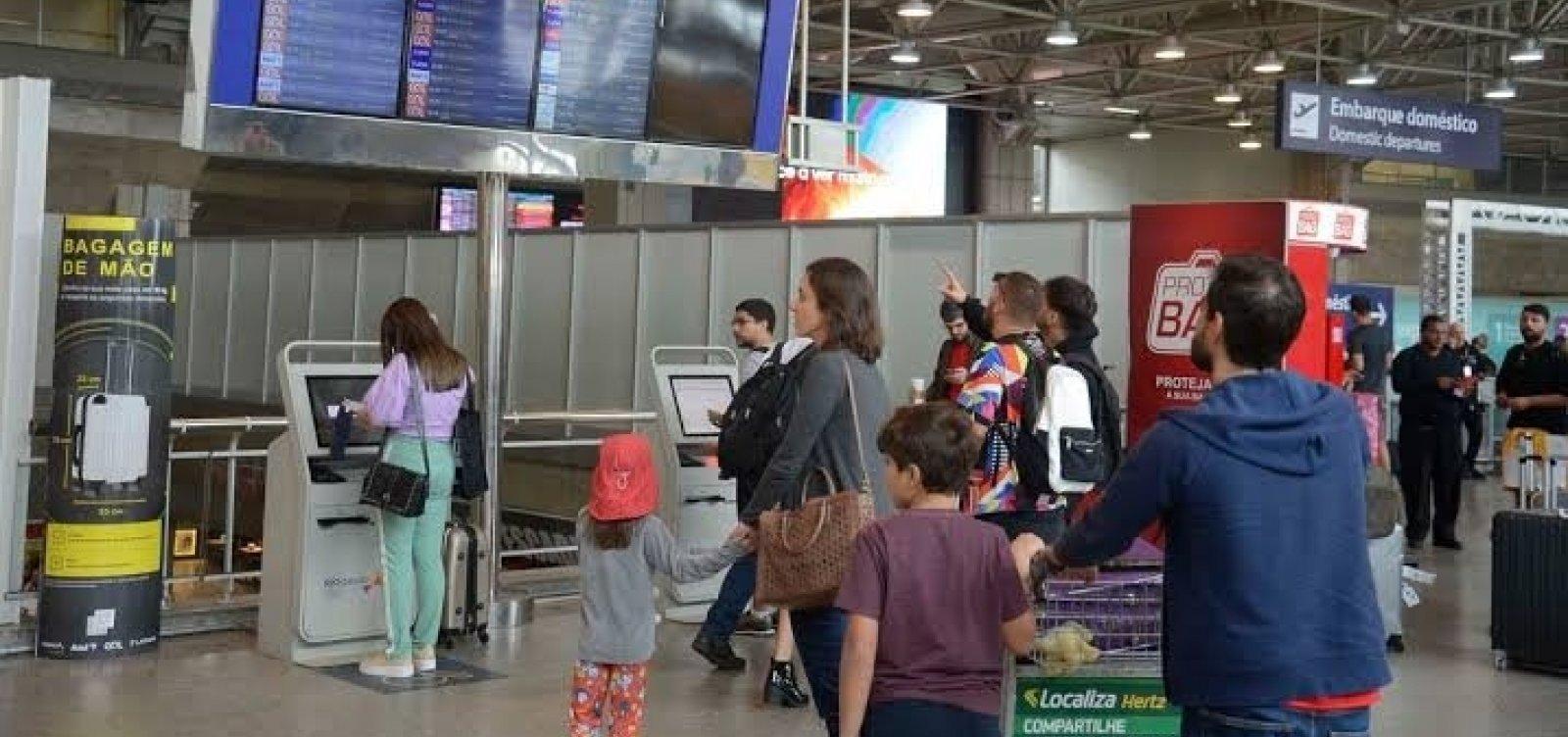 [Governo estende por mais 15 dias restrição para entrada de estrangeiros no Brasil]