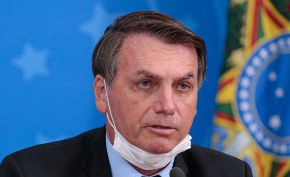 [Justiça Federal obriga Bolsonaro a usar máscara em espaços públicos]