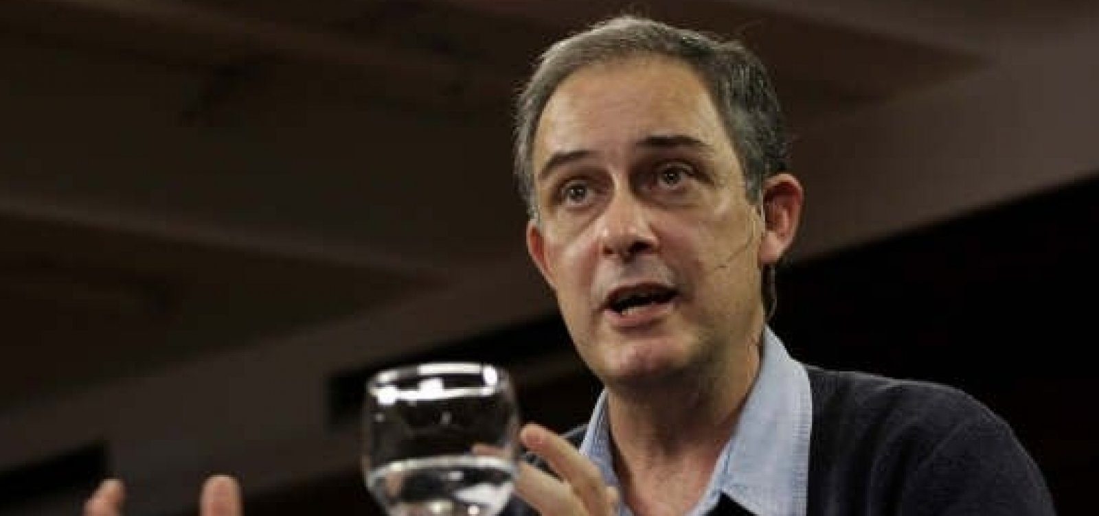 ['Por falta de notícia o jornalismo não vai acabar', diz jornalista Marcelo Coelho]