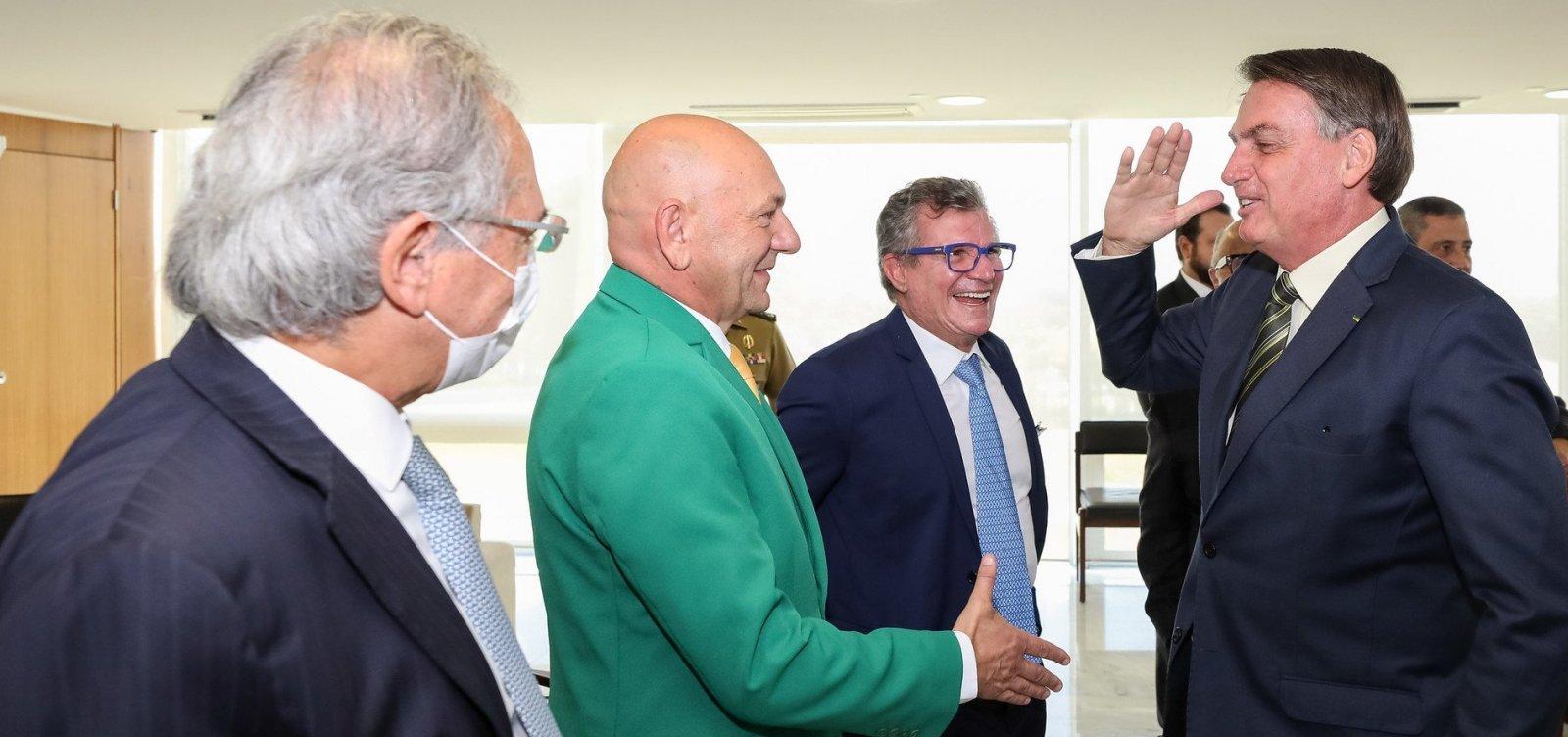 [Empresários ligados a Bolsonaro cometeram manobras tributárias, aponta Receita Federal]