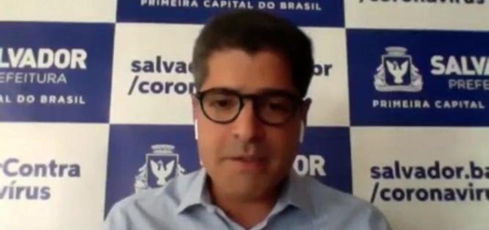 [ACM Neto diz que lutará com PT, PCdoB e PSOL, se precisar, para defender democracia]