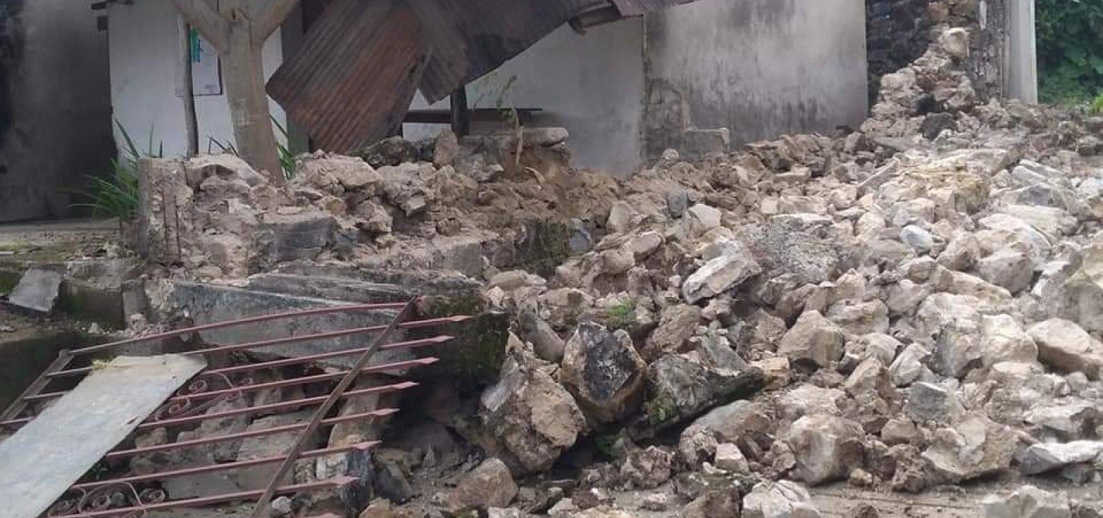 [Um dia após tremor no México, terremoto de magnitude 5.8 atinge a Califórnia]