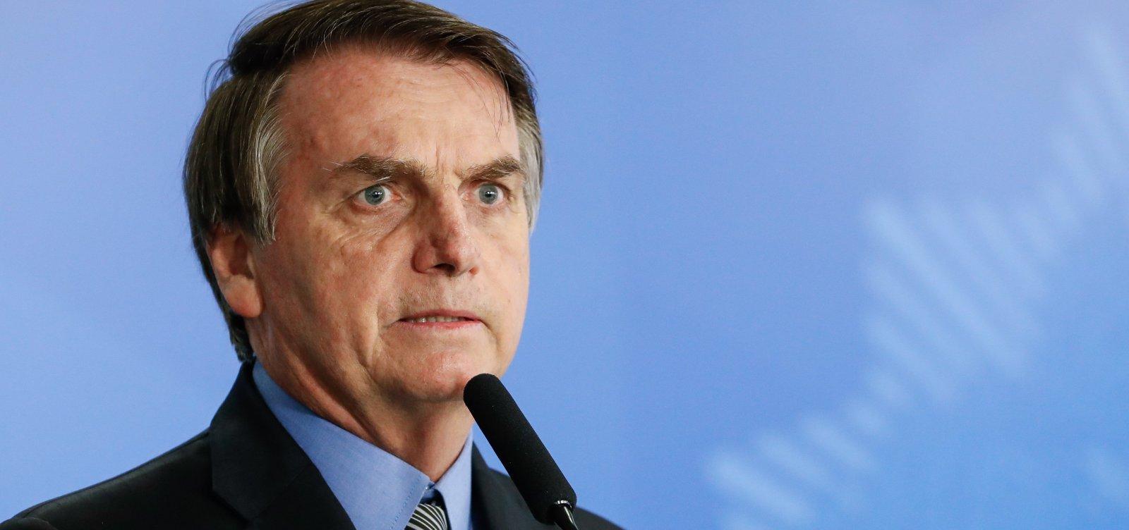 [Datafolha: mesmo após prisão de Queiroz, popularidade de Bolsonaro se mantém estável]