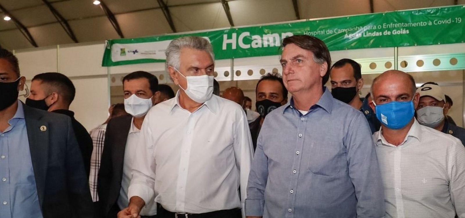 [AGU recorre de decisão que impôs uso de máscara ao presidente]