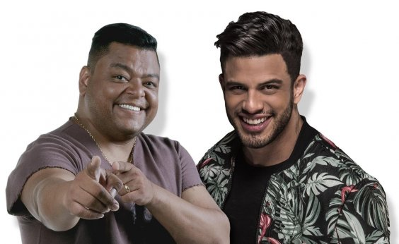 [Banda Ara Ketu e cantor Ávine Vinny lançam parceria: 'Praça da Paixão' ]