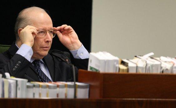 [Celso de Mello pede que PGR se manifeste sobre pedido da PF para ouvir Bolsonaro]