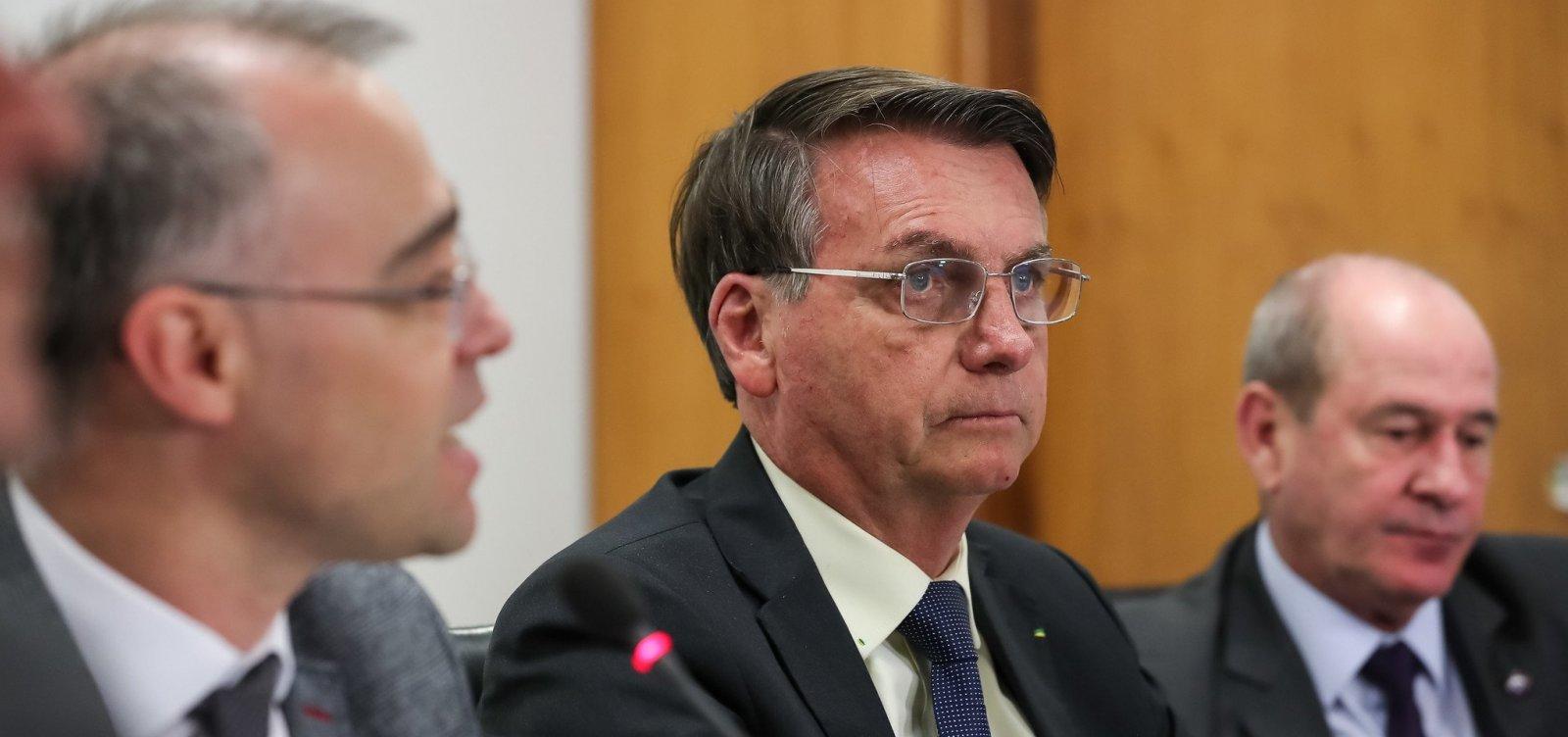 [Ministros de Bolsonaro tentam diálogo com adversários do governo]