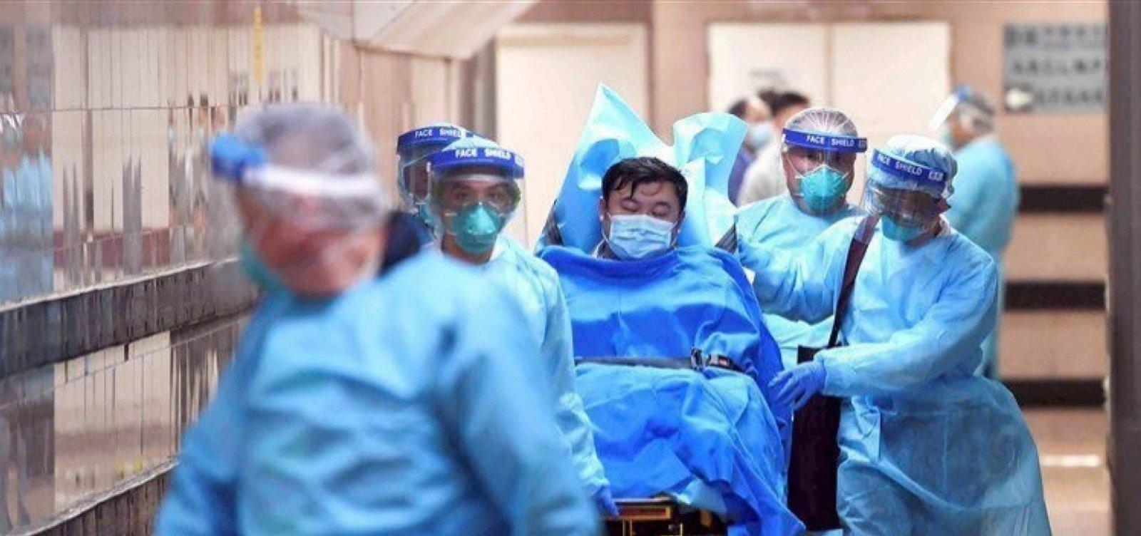 [Brasil registra 56.197 óbitos e mais de 1 milhão de casos confirmados de coronavírus]