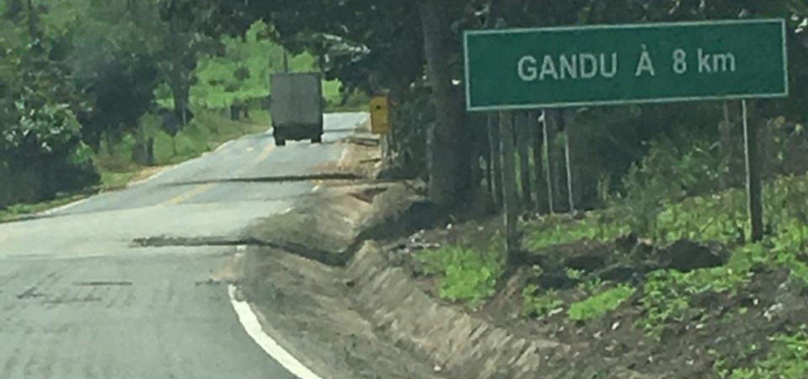 [Município de Gandu terá lockdown a partir da próxima quinta-feira (02) ]