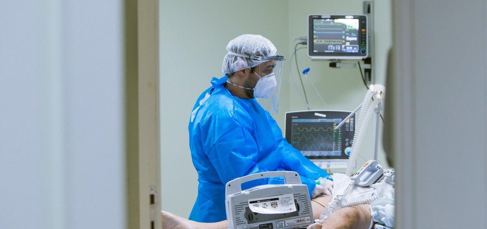[Primeira morte por coronavírus no Brasil aconteceu em 12 de março, diz Ministério da Saúde]