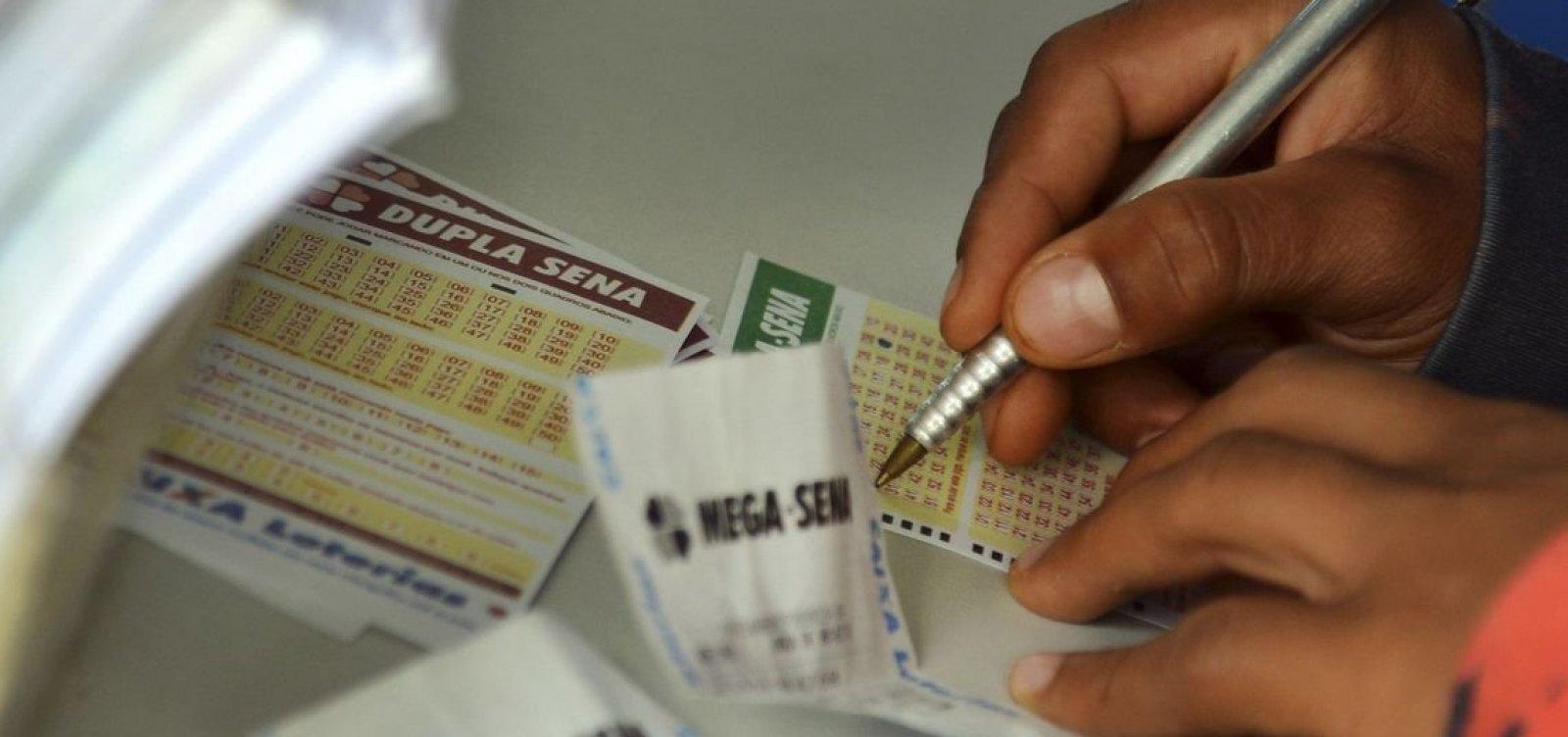[Mega-Sena: ninguém acerta as seis dezenas e prêmio acumula em R$ 23 milhões]