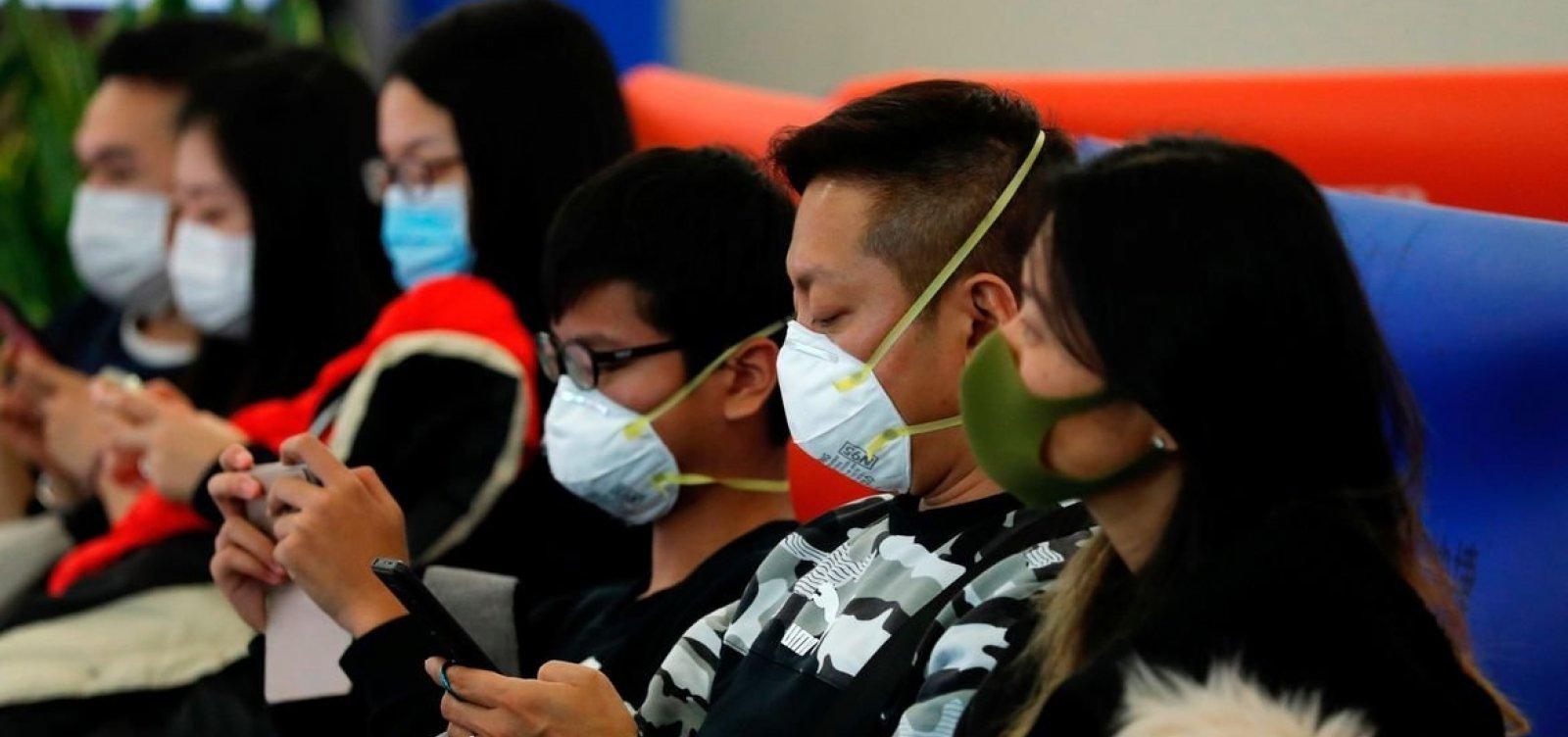 [Ministério da Saúde aponta 522 mortes e 30 mil casos de coronavírus nas últimas 24 horas]