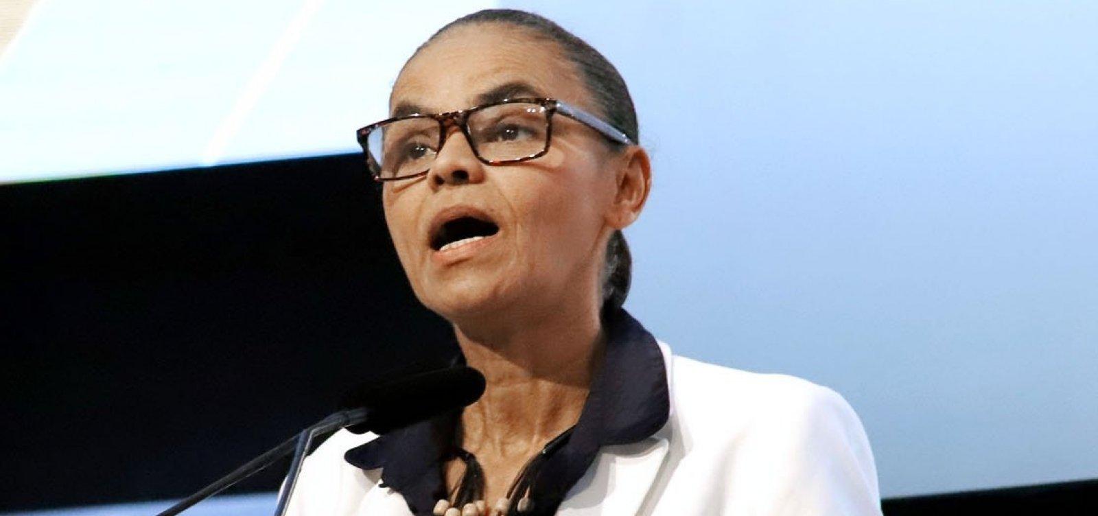 ['Não podemos subestimar Bolsonaro duas vezes', alerta Marina Silva]