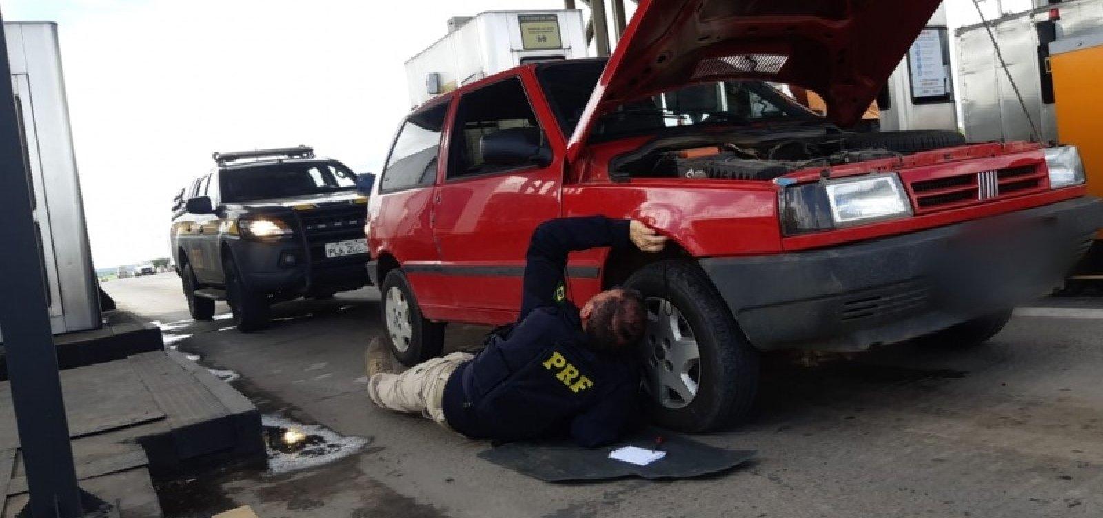 [Fiat Uno roubado há mais de 25 anos em São Paulo é recuperado no interior da Bahia]