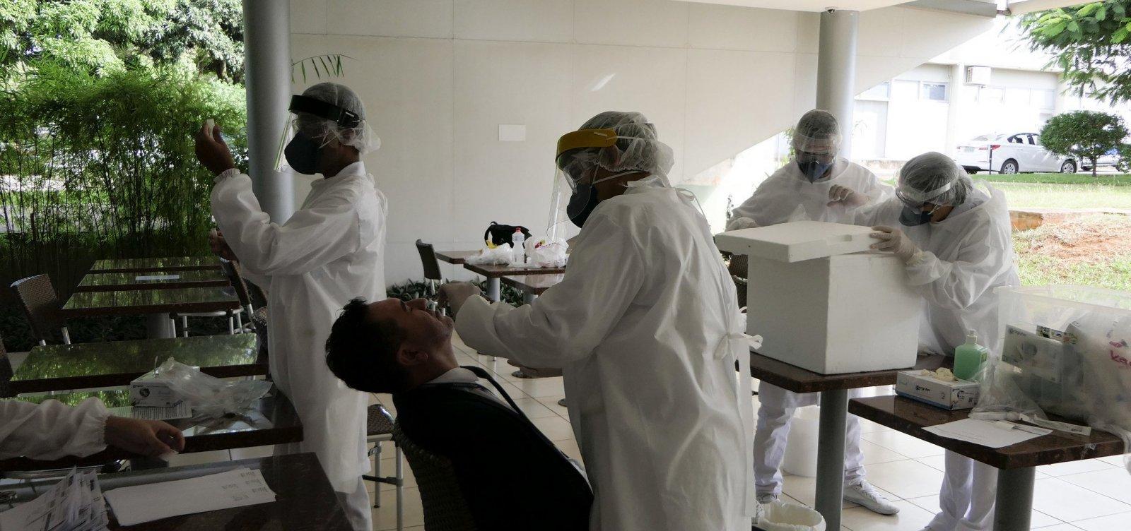 [Consórcio de veículos de imprensa: Brasil registra 57.774 mortes e 1.352.708 casos de coronavírus]