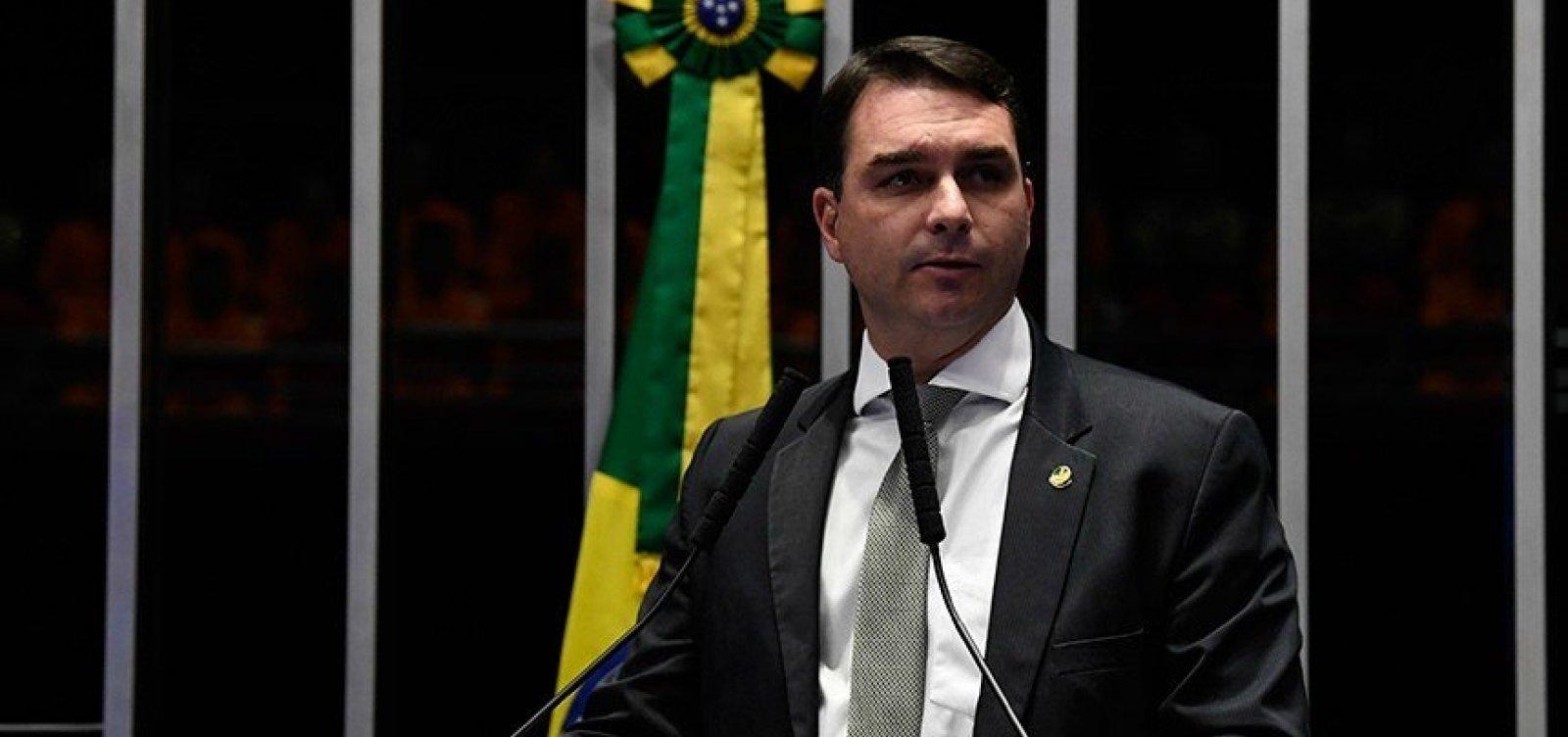 [Ministério Público do Rio recorre ao STF contra decisão que beneficia Flávio Bolsonaro]