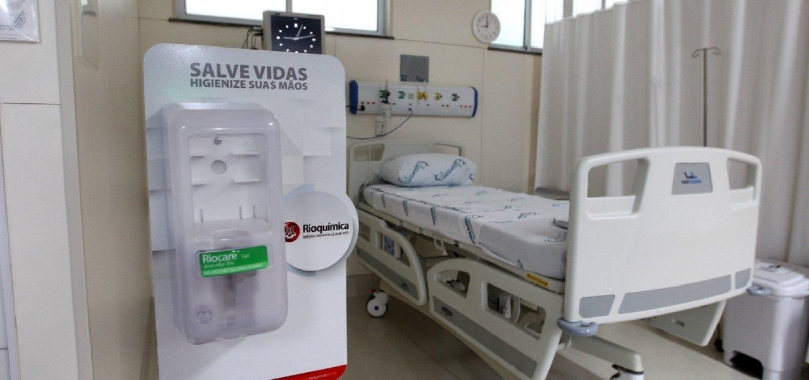 [Apenas 30 municípios da Bahia não possuem casos de coronavírus]