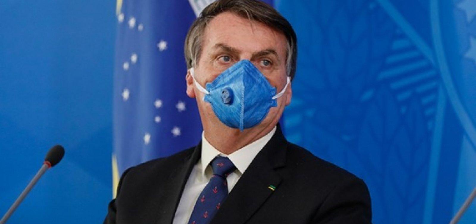[Bolsonaro é aconselhado substituir ministros do Meio Ambiente e das Relações Exteriores]