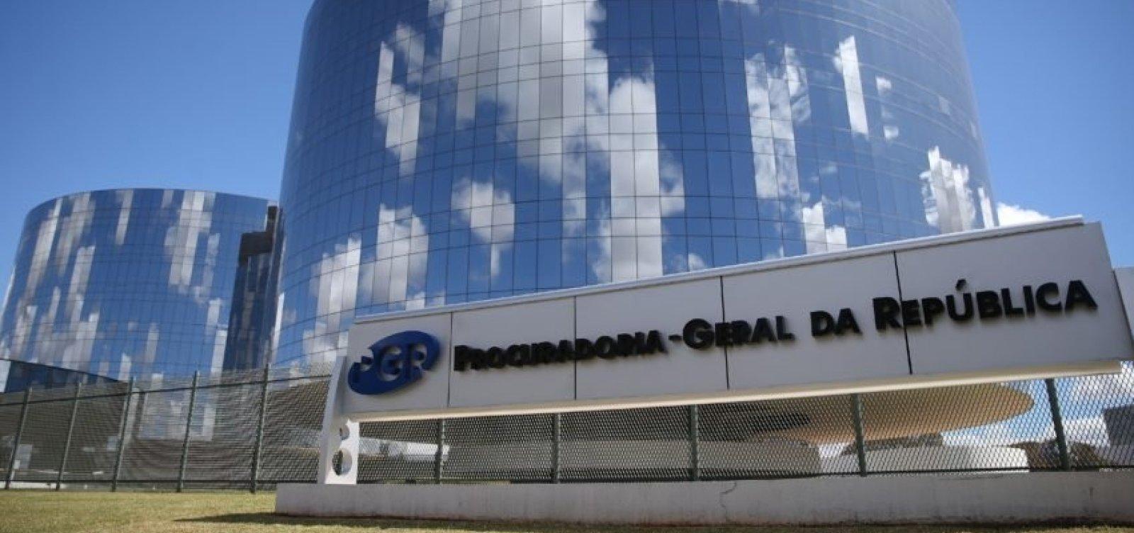 [Lava-Jato rejeita pedido da PGR para ter acesso a dados de investigações]