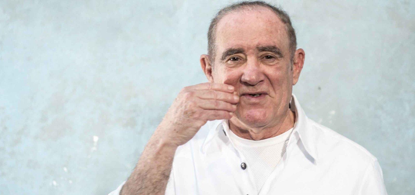 [Renato Aragão deixa Rede Globo após 44 anos: 'Fiz muita coisa']