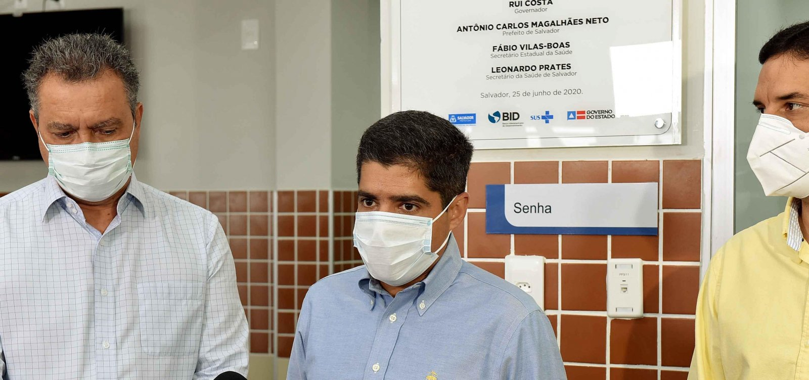 [Prefeitura adia protocolo de retomada e prorroga suspensão das atividades em Salvador]