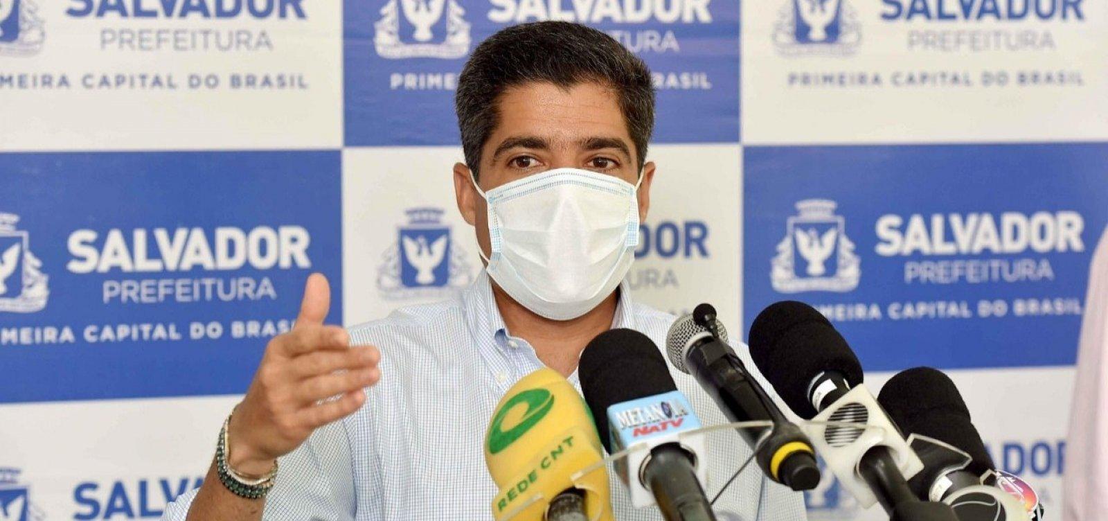 [Prefeitura de Salvador volta a adotar medidas mais restritivas em Pernambués, Centro e Cabula]