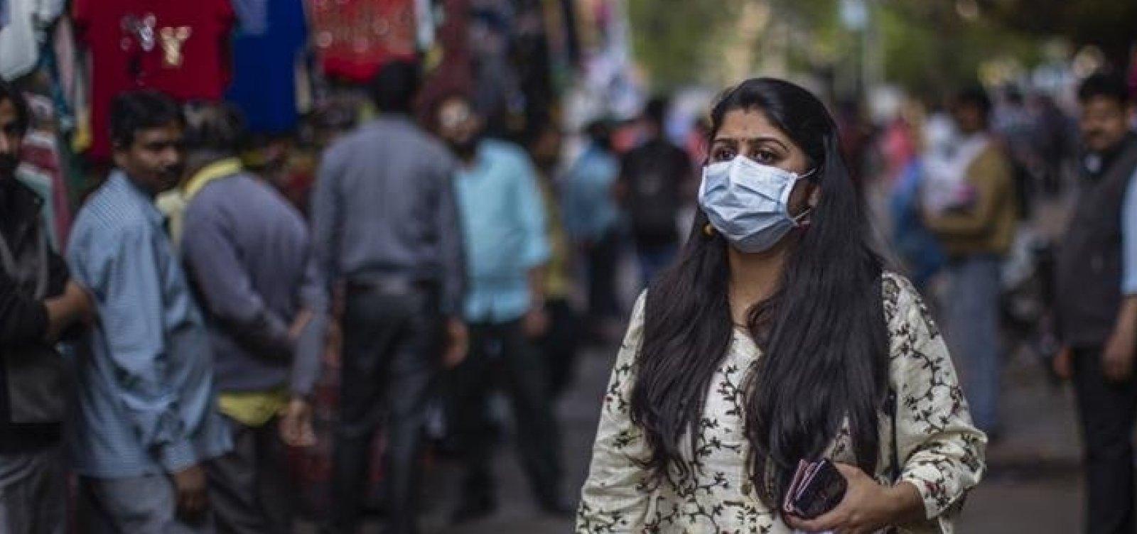 [Covid-19: Índia aprova teste em humanos de primeira vacina candidata do país]