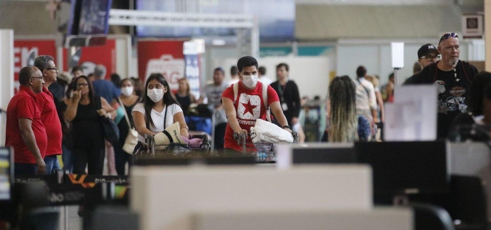 [Portugal vai exigir teste de Covid-19 para voos com origem no Brasil]